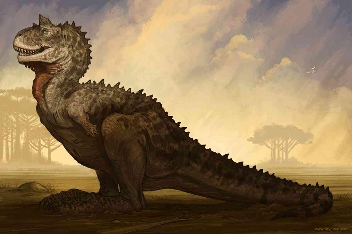 Carnotaurus by BrynnMetheney Ultra gump blaster mega pack ultimate post de monstros  5