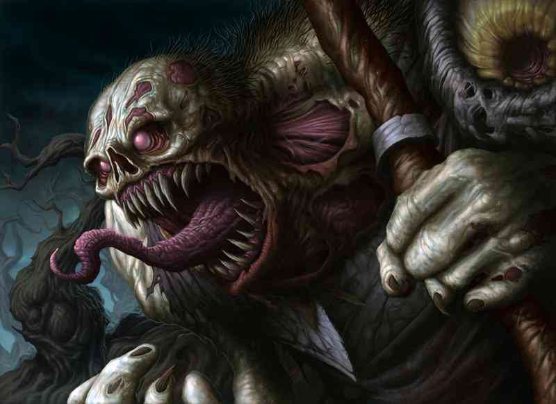 Cemetery Reaper Ultra gump blaster mega pack ultimate post de monstros  5