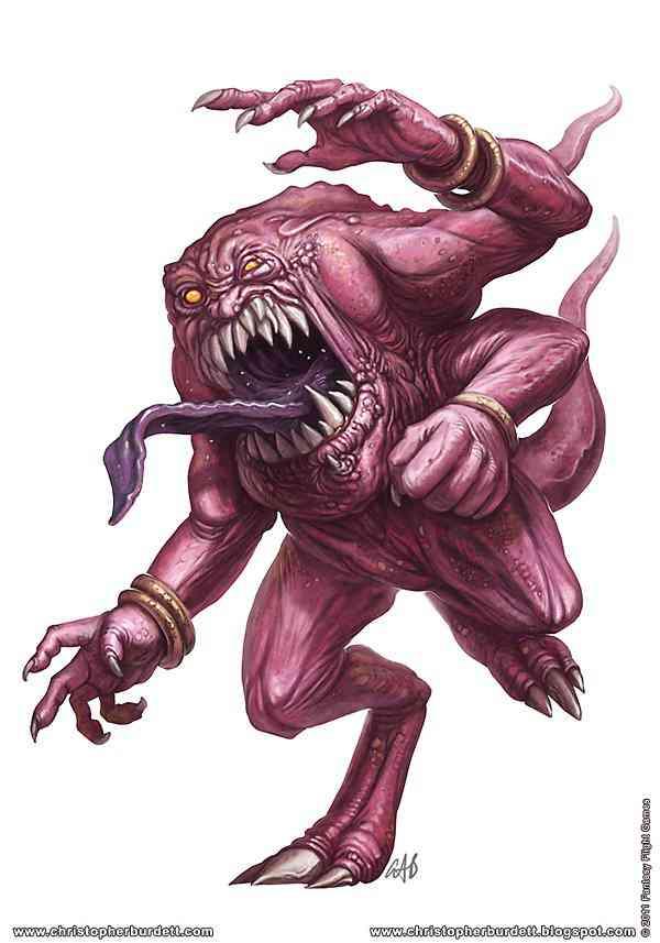 Daemon Hunter Pink Horror Ultra gump blaster mega pack ultimate post de monstros 4