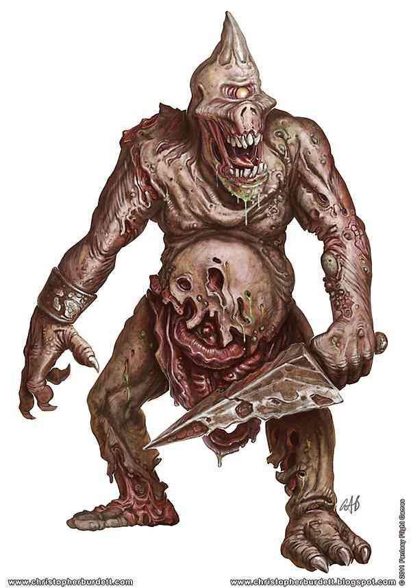 Daemon Hunter Plaguebearer Ultra gump blaster mega pack ultimate post de monstros 4