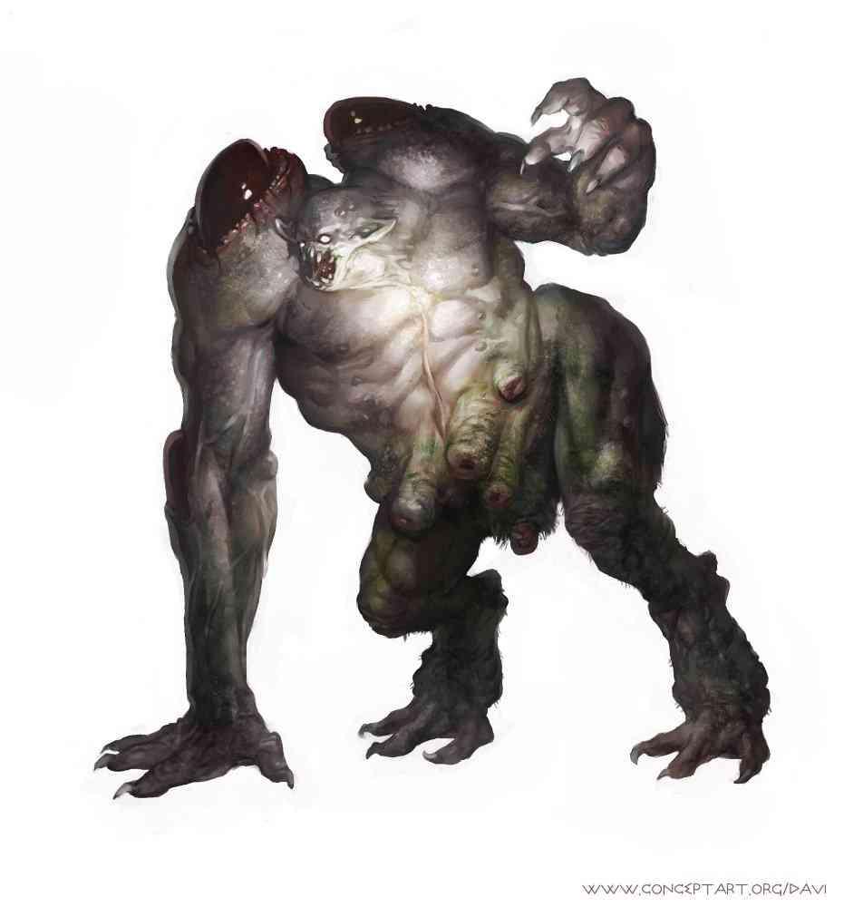 Daviblight Goblin Ultra gump blaster mega pack ultimate post de monstros 4