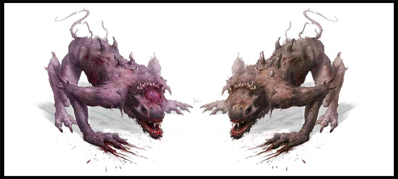 Dead eater by kash  Ultra gump blaster mega pack ultimate post de monstros 4