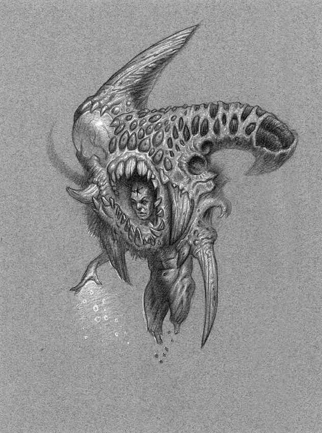 Demon 17 Ultra gump blaster mega pack ultimate post de monstros 4