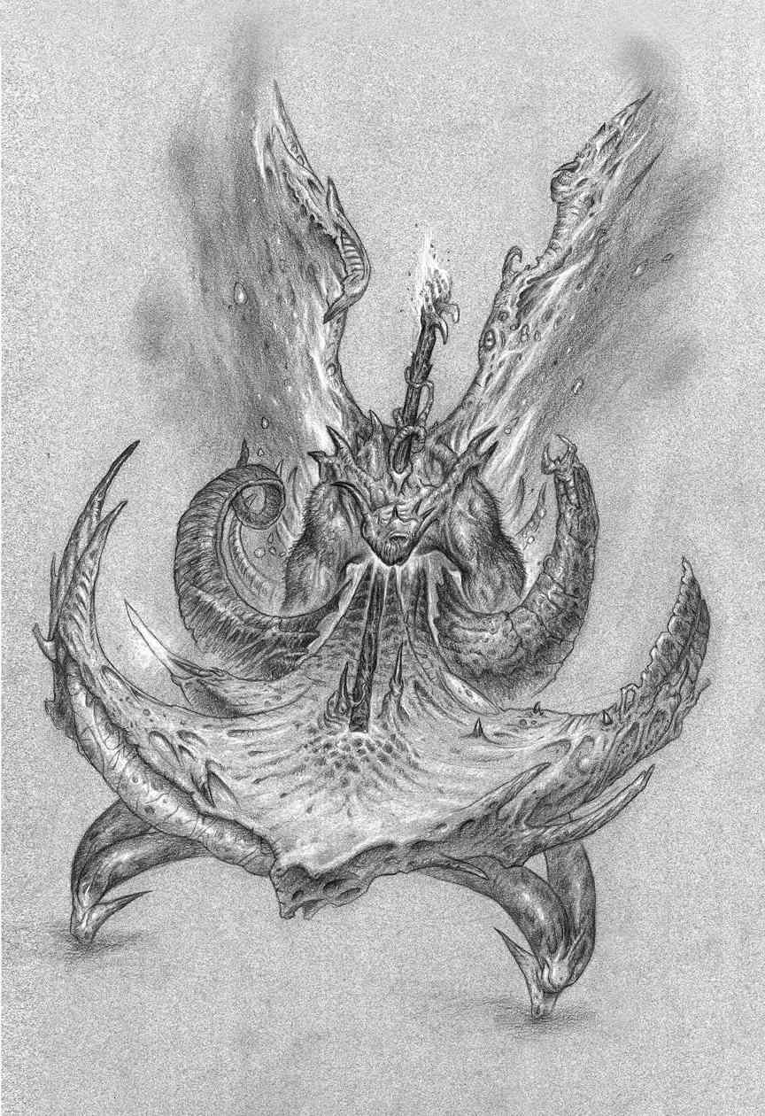 Demon 3 Ultra gump blaster mega pack ultimate post de monstros 4