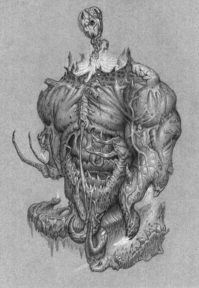 Demon 4 Ultra gump blaster mega pack ultimate post de monstros 4