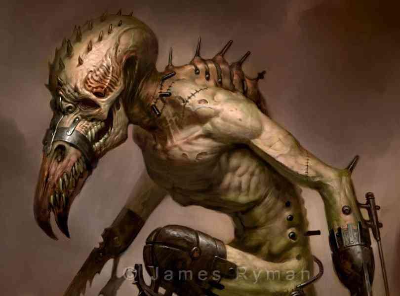 Demon detail Ultra gump blaster mega pack ultimate post de monstros 4