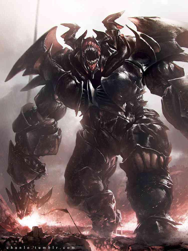 Deralik Brute Ultra gump blaster mega pack ultimate post de monstros 4