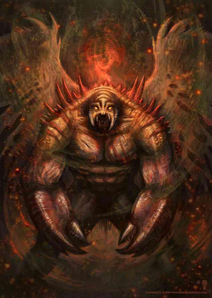Desrukter Ancient Demon Mike Corriero Ultra gump blaster mega pack ultimate post de monstros 4