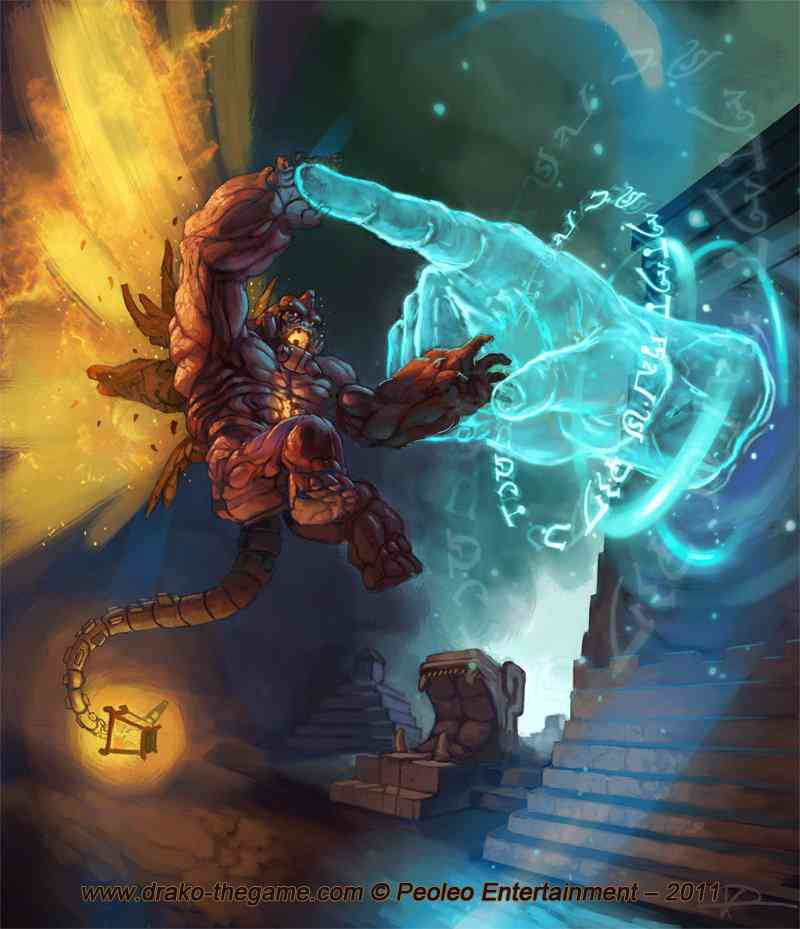 Drako Gorok 800 Ultra gump blaster mega pack ultimate post de monstros 3