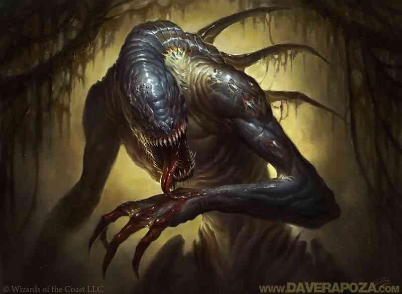 Flayer Magic Dave Rapoza 2 Ultra gump blaster mega pack ultimate post de monstros 3