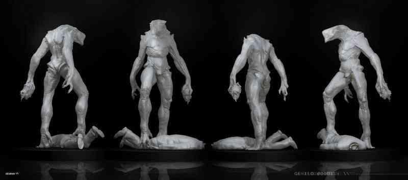 GEILO fullBod Sculpt AJB Ultra gump blaster mega pack ultimate post de monstros 2