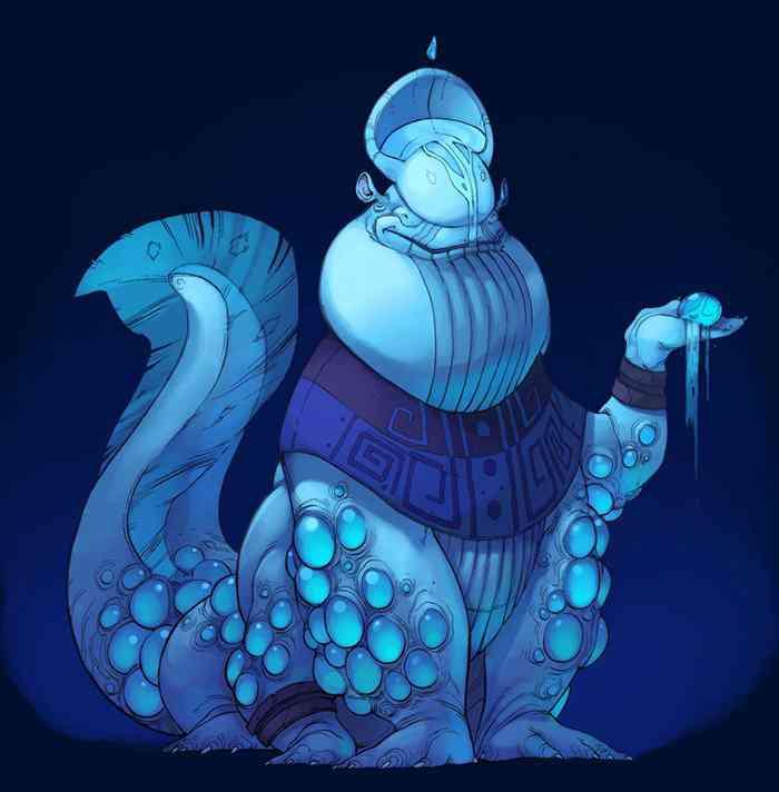 Generous Bubblewhale by homarusrex Ultra gump blaster mega pack ultimate post de monstros 2