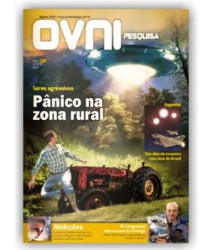 Revista OVNI PESQUISA 1 Uma nova revista de ufologia: Ovni Pesquisa