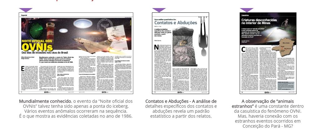 Revista OVNI PESQUISA Uma nova revista de ufologia: Ovni Pesquisa