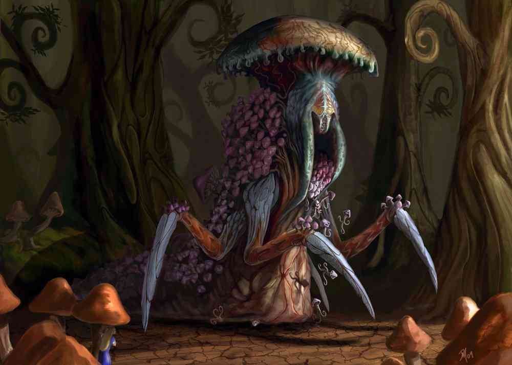 alice and the mushroom Ultra gump blaster mega pack ultimate post de monstros 6