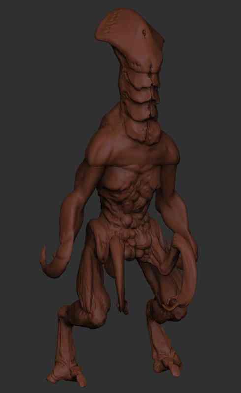 alien4 Ultra gump blaster mega pack ultimate post de monstros 6