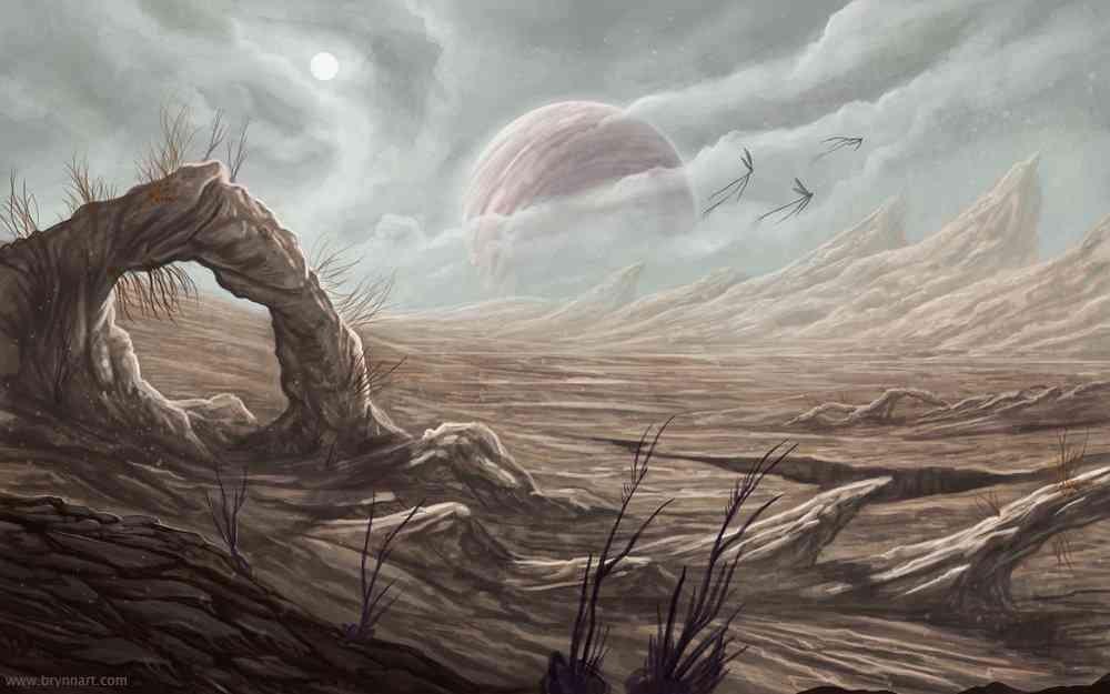 alienworld by brynnmetheney Ultra gump blaster mega pack ultimate post de monstros 6