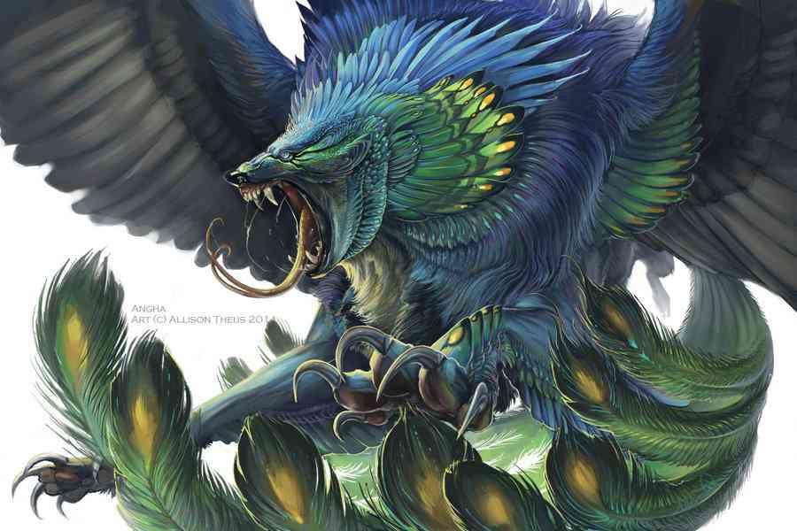 alphabeastiary angha Ultra gump blaster mega pack ultimate post de monstros 6