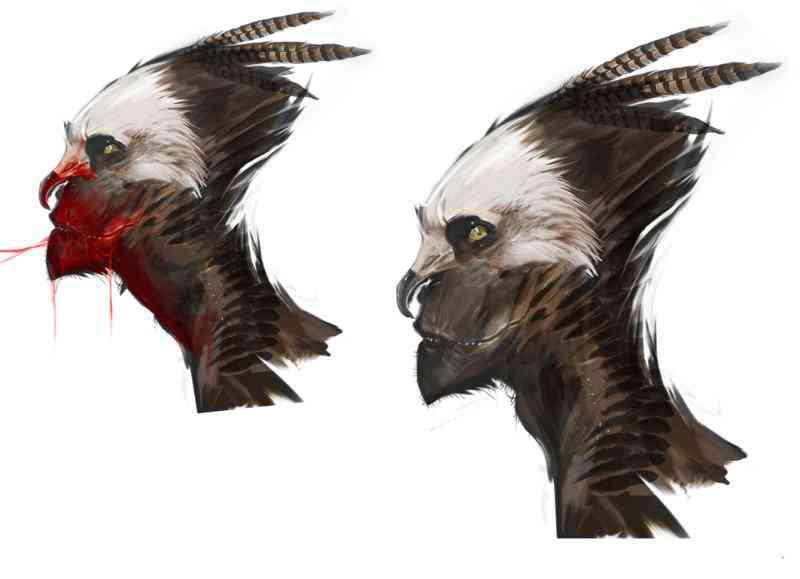 bird profile2 Ultra gump blaster mega pack ultimate post de monstros  5