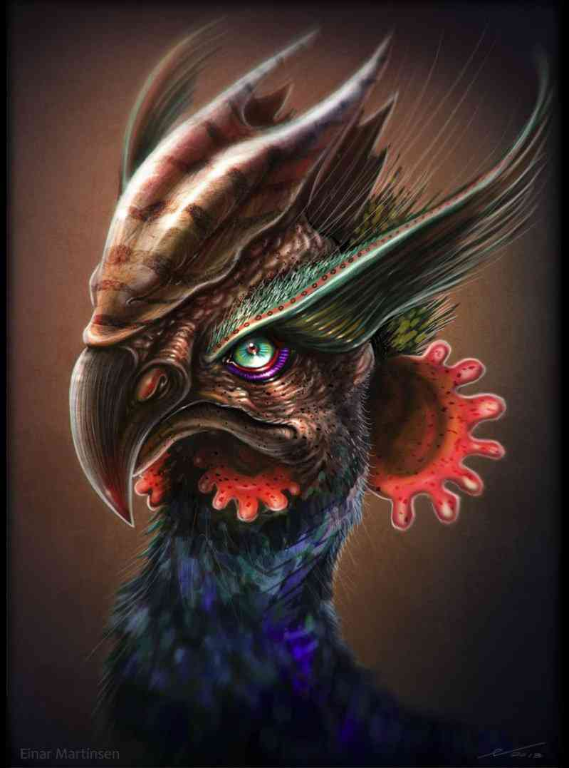 bird 01 Ultra gump blaster mega pack ultimate post de monstros  5