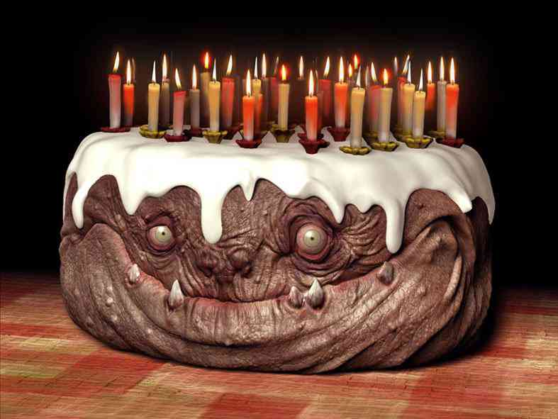 birthdaycake 001 copy Ultra gump blaster mega pack ultimate post de monstros  5