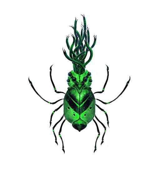 bug3 Ultra gump blaster mega pack ultimate post de monstros  5