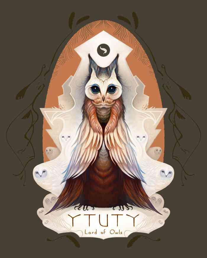 cb84 Ytuty Lord of Owls Ultra gump blaster mega pack ultimate post de monstros  5