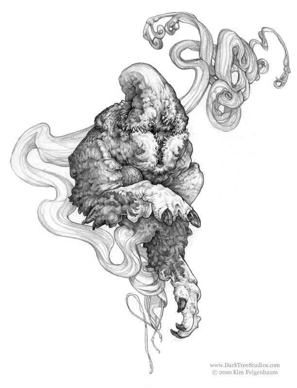 cephalophant2 Ultra gump blaster mega pack ultimate post de monstros  5