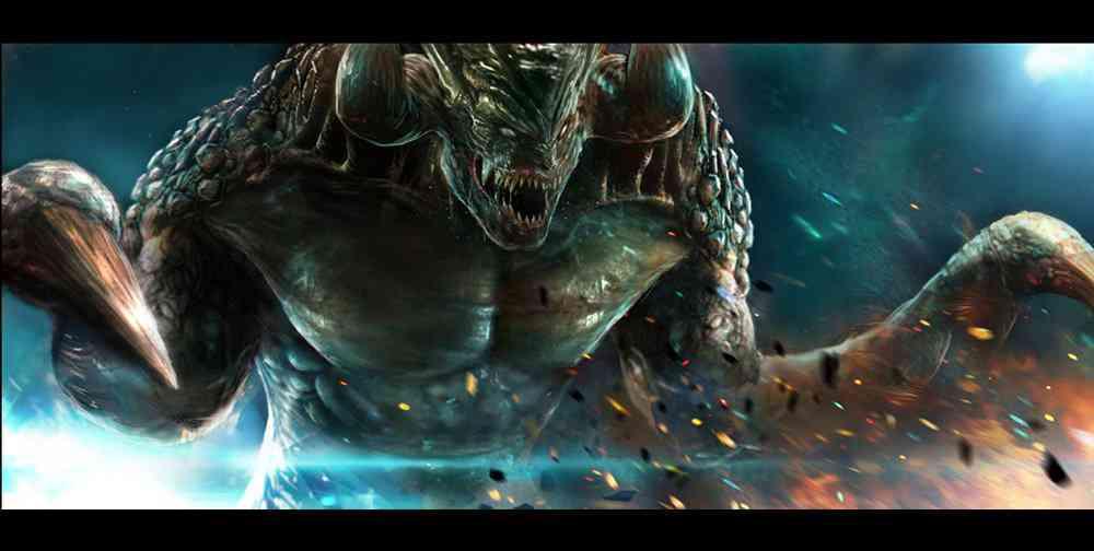 cinematic monster Copie Ultra gump blaster mega pack ultimate post de monstros  5