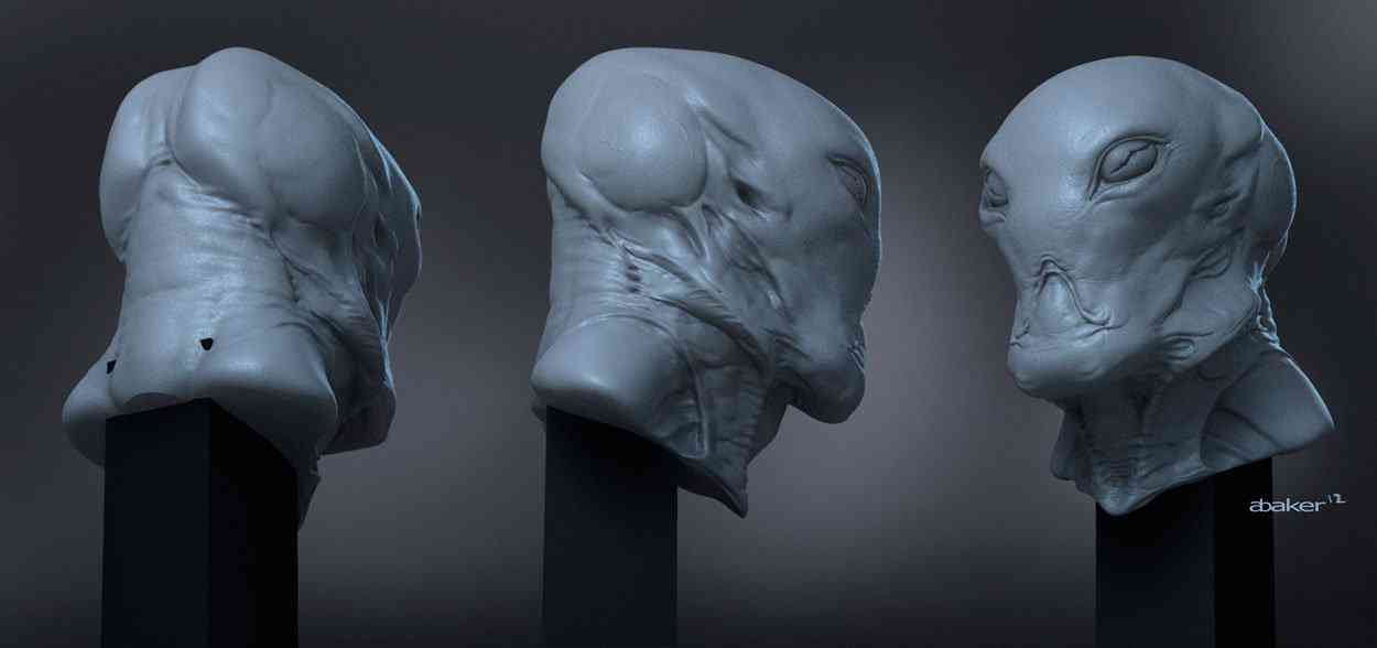 cintiqTestAlion Sculpt02 abaker Ultra gump blaster mega pack ultimate post de monstros  5
