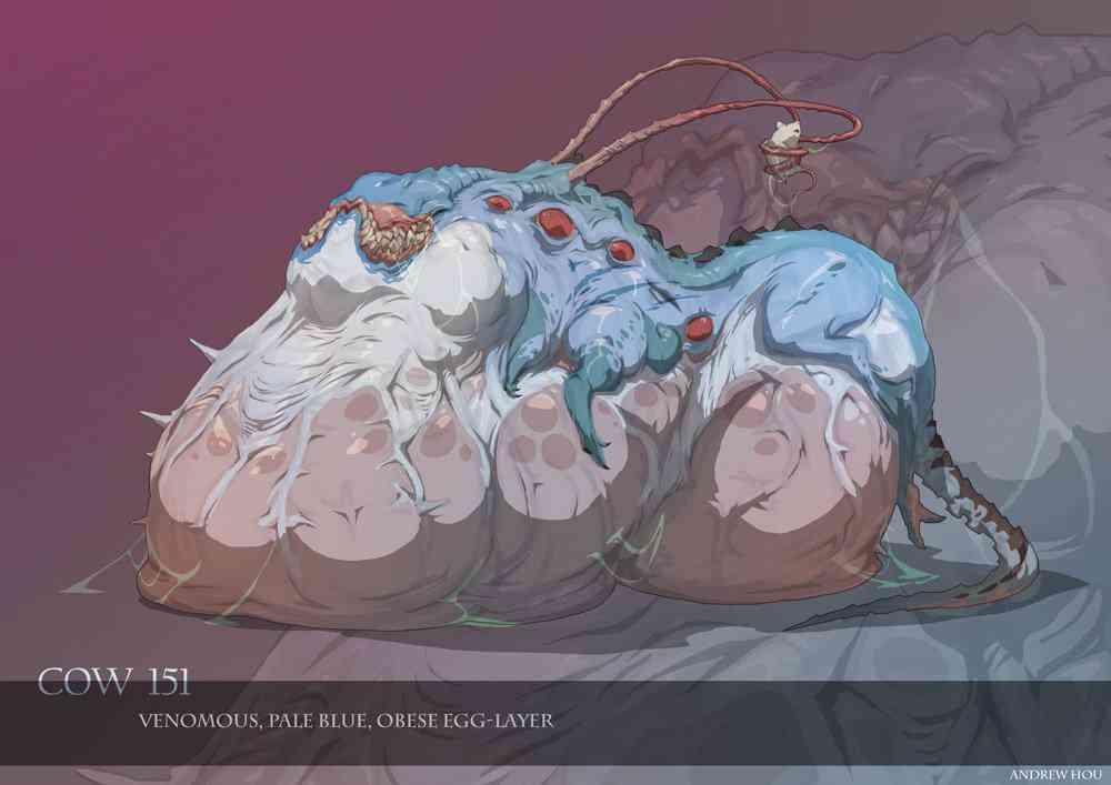 cow151 egglayer njoo Ultra gump blaster mega pack ultimate post de monstros 4