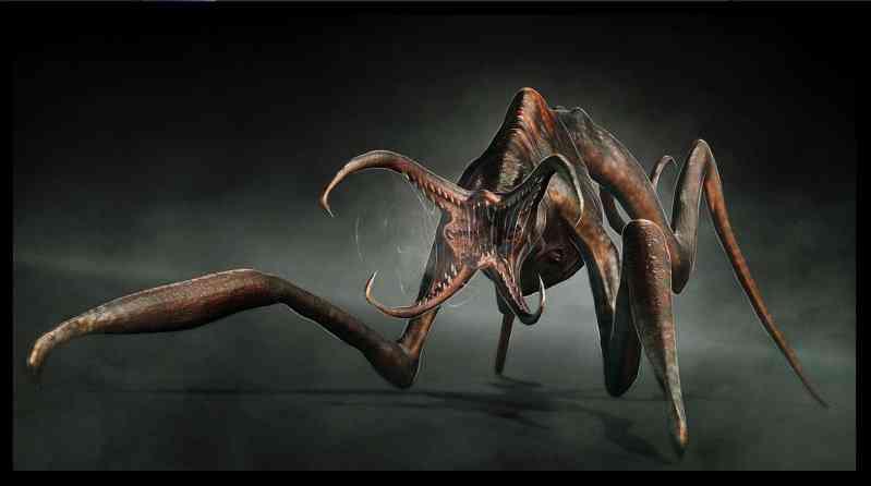 creature concept 01 Ultra gump blaster mega pack ultimate post de monstros 4