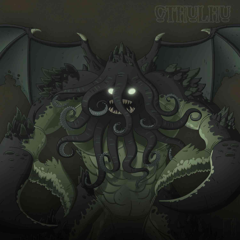 cthulhu11 Ultra gump blaster mega pack ultimate post de monstros 4