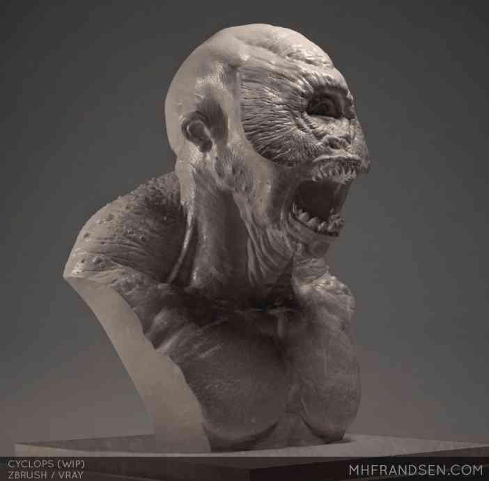 cyclops vray003 mhfrandsencom Ultra gump blaster mega pack ultimate post de monstros 4