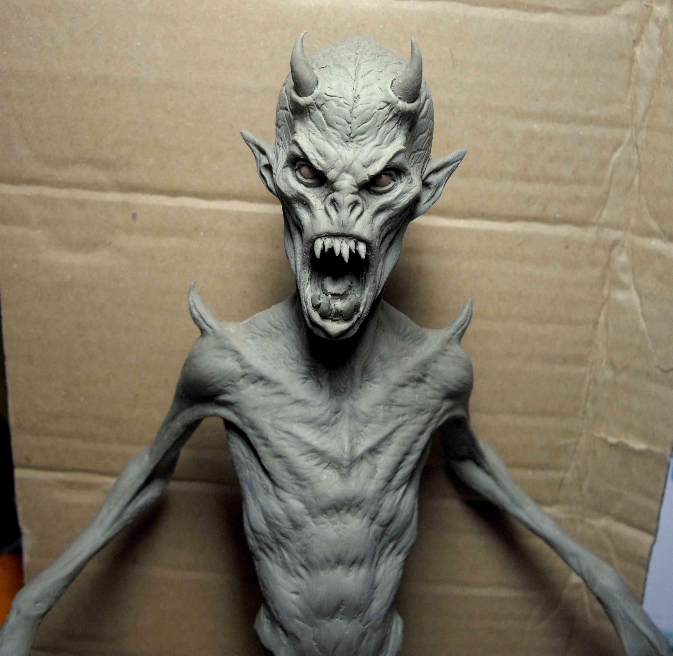 demon new updart 013 Ultra gump blaster mega pack ultimate post de monstros 4