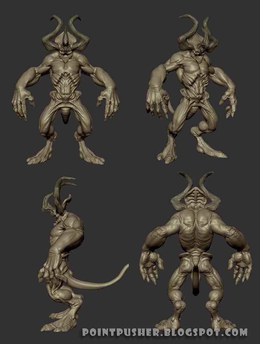 demons Ultra gump blaster mega pack ultimate post de monstros 4