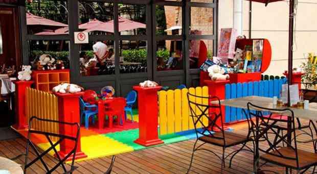 forneria kids 620x341 Absurdo: Restaurante proíbe entrada de crianças!
