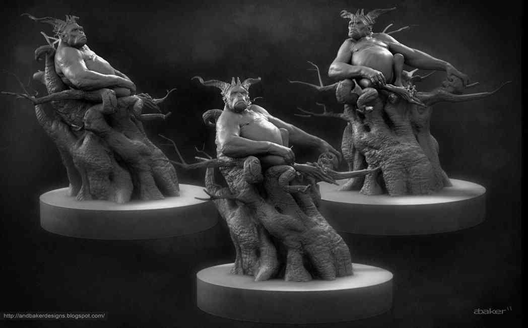 gallery SculptBaphoScene abaker Ultra gump blaster mega pack ultimate post de monstros 2