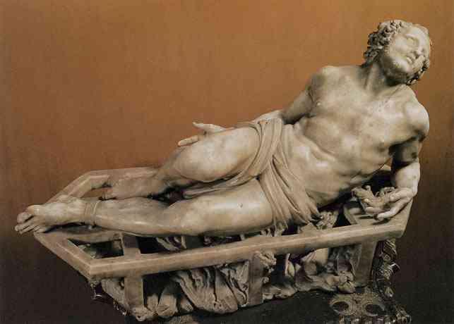 1martyr Bernini, o escultor