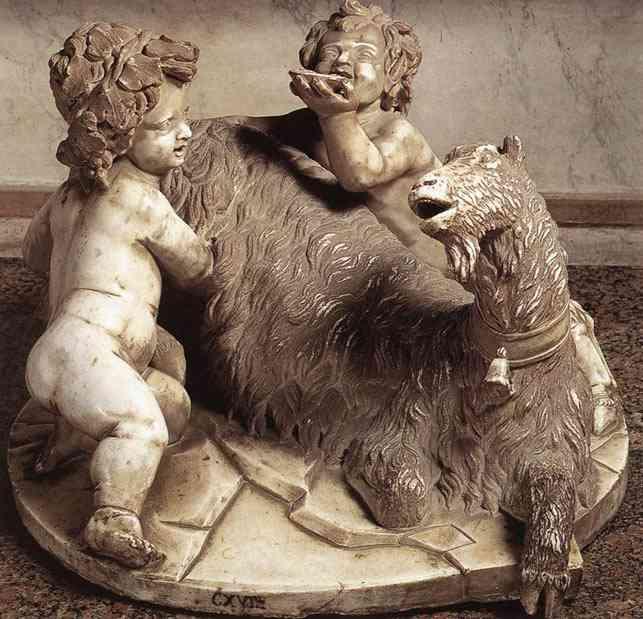 2amalthea Bernini, o escultor