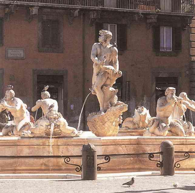 5moor Bernini, o escultor