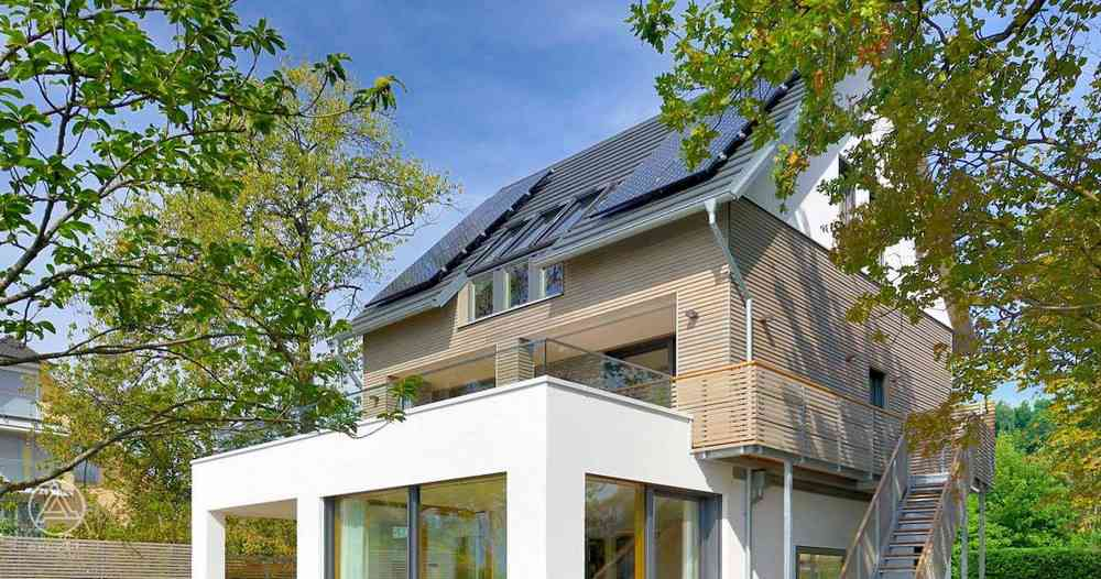 a88dec006e12 Uma casa na beira do lago na Alemanha