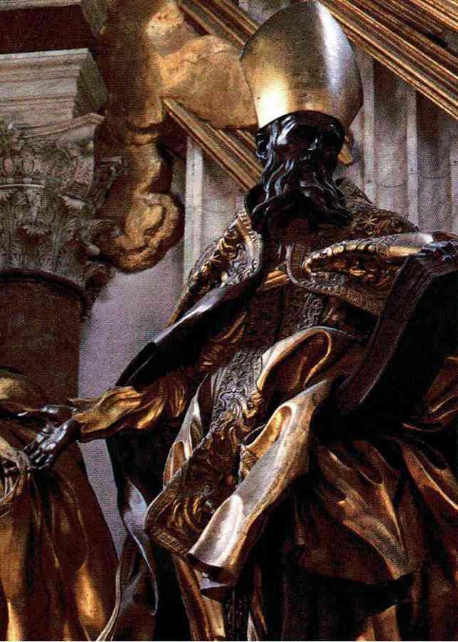 augustin Bernini, o escultor