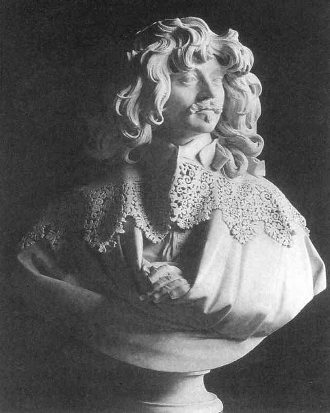 baker th Bernini, o escultor