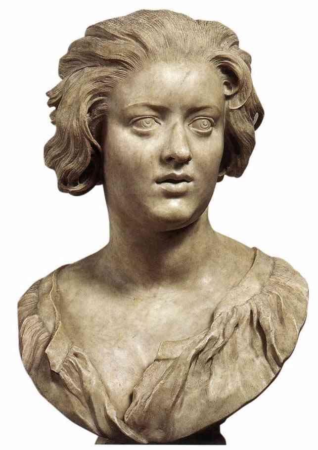 bonarell Bernini, o escultor