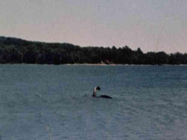 es lakechamplain 121911 1 Monstro do lago Ogopogo reapareceu no Canadá