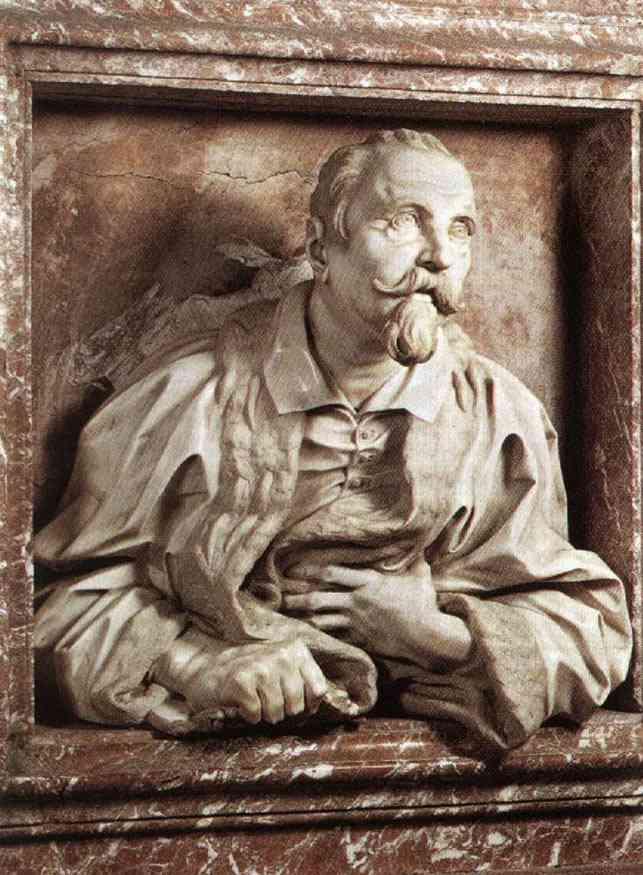 fonseca Bernini, o escultor