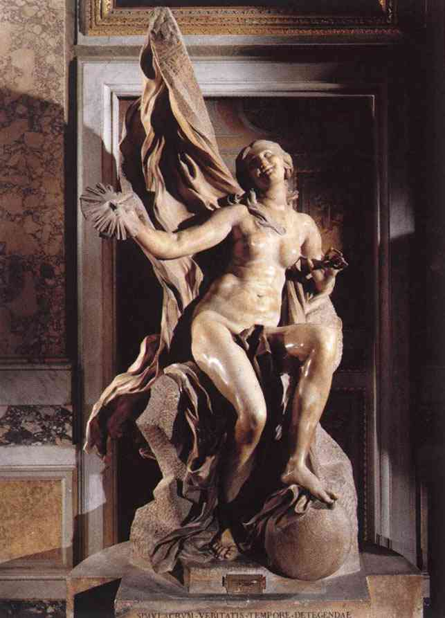 justice Bernini, o escultor