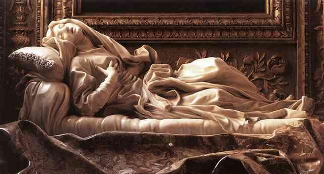 ludovica Bernini, o escultor