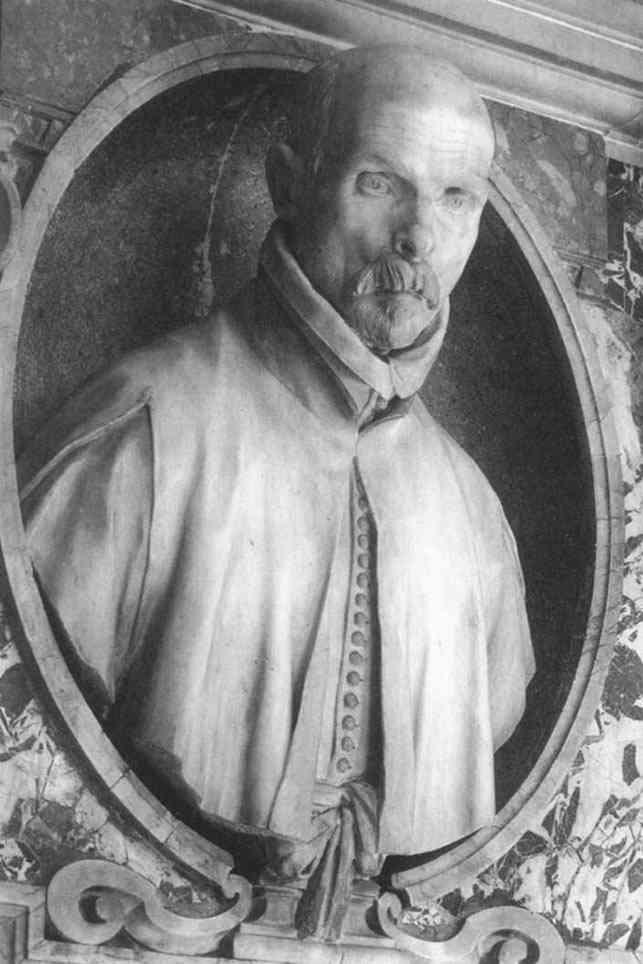 montoya Bernini, o escultor
